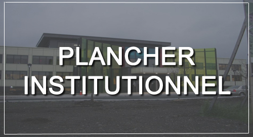 PLANCHER INSTITUTIONNEL